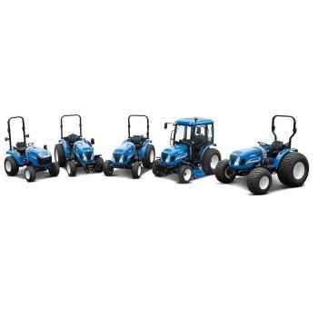 Boomer - Kompakttraktore