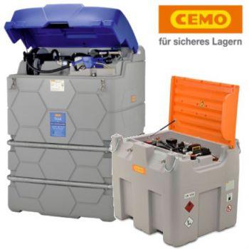 Diesel & AdBlue Tank von Cemo