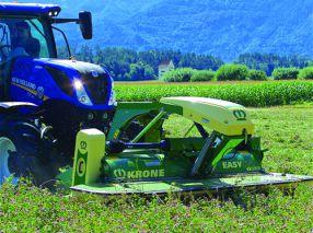 KRONE Landtechnik für produktive Landwirtschaft