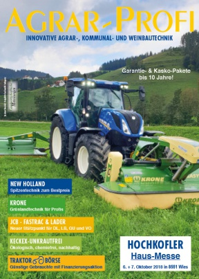 Agrar-Profi 2018 ist online