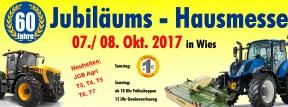 60 Jahr-Jubiläums-Hausmesse