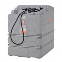 CEMO CUBE-Dieseltank Indoor Basic 1500 l oder 2500 l, ohne Klappdeckel