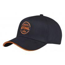 Stihl Baseballcap LOGO-CIRCLE schwarz