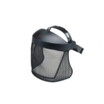 Stihl Gesichtsschutz lang mit Nylongitter