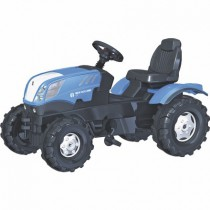 New Holland  T7.315 Trettraktor - Rolly Toys Farmtrac