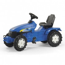 New Holland  TD5020 Trettraktor - Rolly Toys Farmtrac