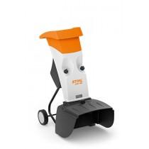 Stihl GHE 105 Kompakter Elektro Häcksler mit Einfülltrichter
