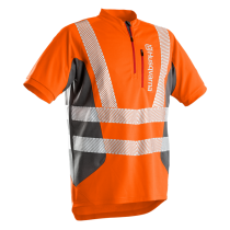 Husqvarna T-Shirt Technical High Viz Kurzarm EN20471