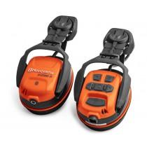 Husqvarna Gehörschutz mit Bluetooth Helmmontage