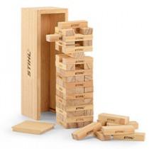 Stihl Spiel Holzstapelturm