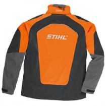 Stihl Jacke ADVANCE X-SHELL, Herrenmodell, orange/schwarz