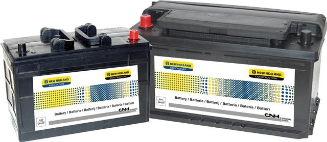 Original New Holland Batterien