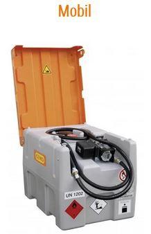 Mobile Lösungen für Diesel und AdBlue
